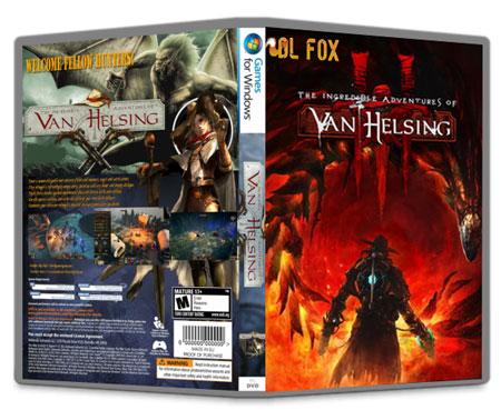 دانلود بازیTHE INCREDIBLE ADVENTURES OF VAN HELSING III برای PC