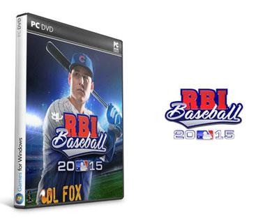 دانلود بازی R B I BASEBALL 15 برای PC