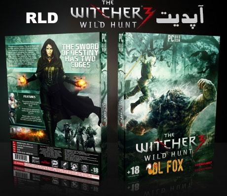 دانلود UPDATE V1.04 بازی THE WITCHER 3