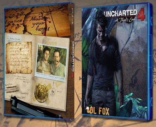 اطلاعات منتشر شده بازی Uncharted 4 A Thiefs End