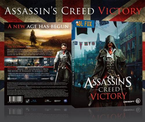 اطلاعات منتشر شده بازی Assassin's Creed victory