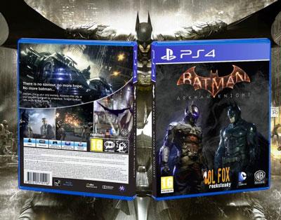 جدیدترین تریلر بازی Batman Arkham knight