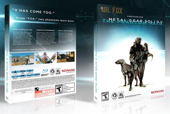 اطلاعات منتشر شده بازی Metal Gear solidv:The phantom pain