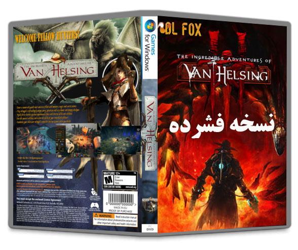 دانلود نسخه فشرده بازیVAN HELSING III برای PC