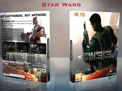 اطلاعات منتشر شده بازی Star Wars 1313