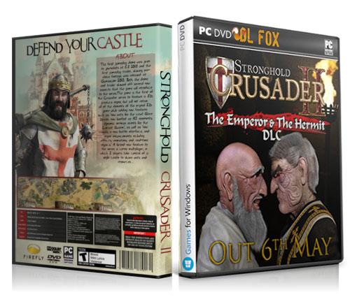 دانلود DLC Emperor & Hermit بازی Stronghold Crusader 2
