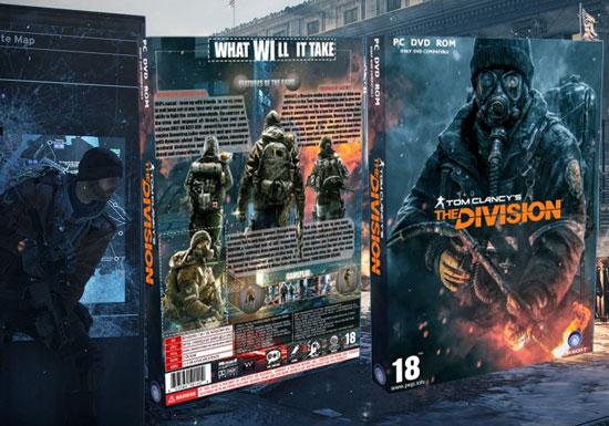 اطلاعات منتشر شده بازی Tom Clancy's The Division