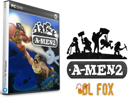 دانلود بازی A Men 2 برای PC