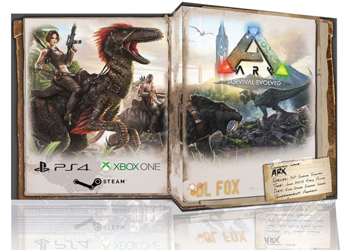 دانلود ARK SURVIVAL EVOLVED برای PC