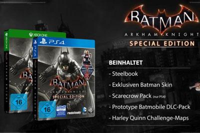 دانلود تریلر جدیدی از بازی  Batman:Arkham Knight