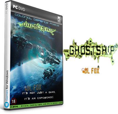 دانلود بازی COLONIAL DEFENCE FORCE GHOSTSHIP برای PC