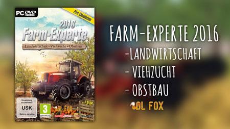 دانلود بازی FARM EXPERT 2016 برای PC