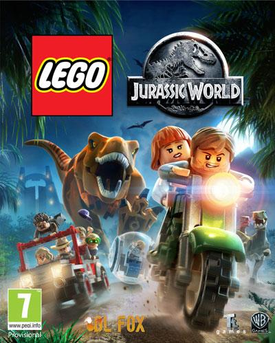 دانلود نسخه فشرده بازی LEGO Jurassic World برای PC