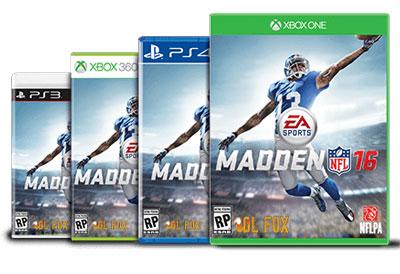 دانلود تریلری جدید از بازی Madden NFL 16