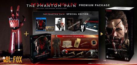 دانلود گیم پلی جدید بازی Metal Gear Solid V:The Phantom Pain