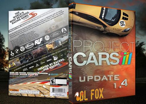دانلودUp v1.4 Incl DLC بازی Project CARS برای PC