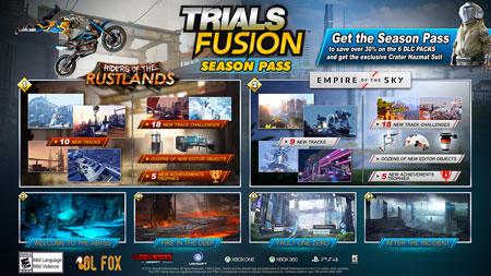 دانلود UPDATE 9 بازی TRIALS FUSION AFTER برای PC