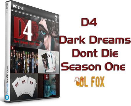 دانلود Season One بازی D4 Dark Dreams Dont Die برای PC
