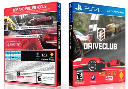 دانلود گیم پلی جدید بازی DRIVECLUB