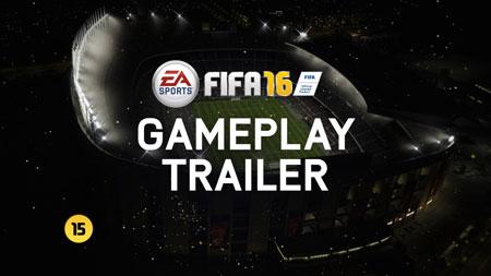 دانلود تریلر جدیدی از بازی FIFA 16