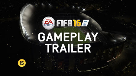 E3 2015:تیزر تریلر Fifa 16 منتشر شد