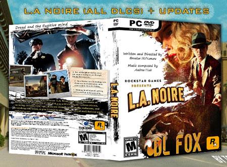 دانلود نسخه فشرده ALL DLCS+ LATEST UPDATES بازی L.A. Noire