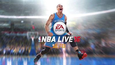 E3 2015:تیزر تریلر NBA Live 16 منتشر شد