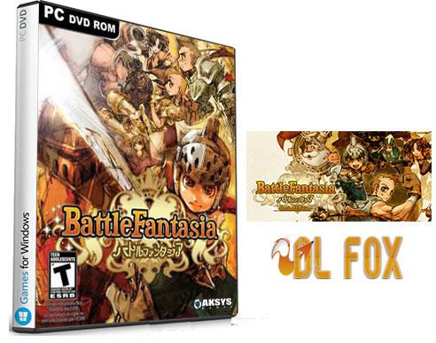 دانلود بازی BATTLE FANTASIA برای PC