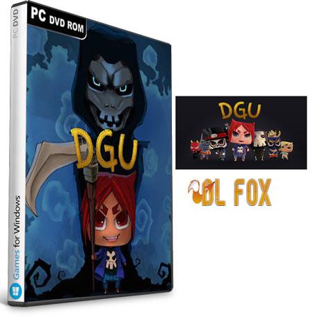 دانلود نسخه فشرده بازی DGU 2015 برای PC