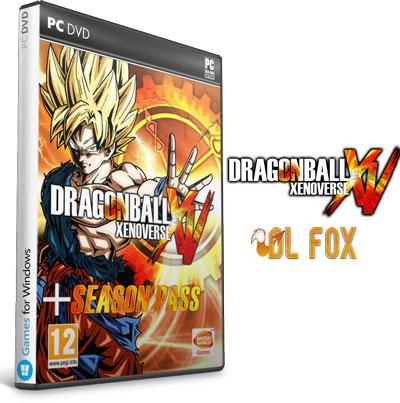 دانلود نسخهBundle Edition بازی Dragonball Xenoverse برای PC