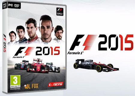 دانلودبازی F1 2015 FULL UNLOCKED برای PC