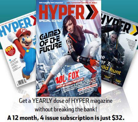دانلود مجله HYPER  – July 2015