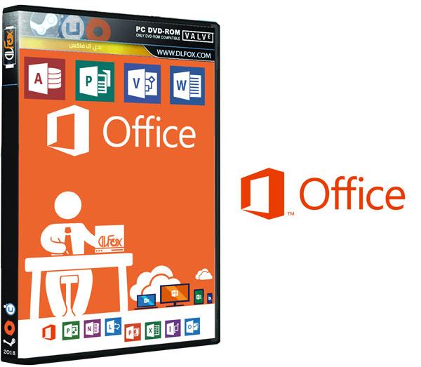 دانلود برنامه مایکروسافت آفیس Microsoft Office 2016 Pro Plus + کرک