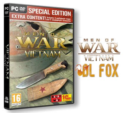 دانلود نسخه SPECIAL EDITION بازی MEN OF WAR VIETNAM برای PC