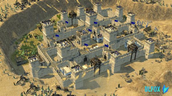 دانلود نسخه فشرده بازی Stronghold Crusader 2 برای PC