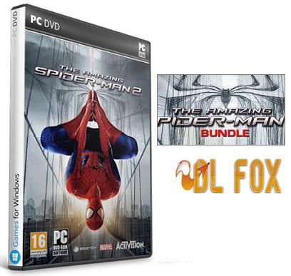 دانلود THE AMAZING SPIDER MAN 2 BUNDLE برای PC