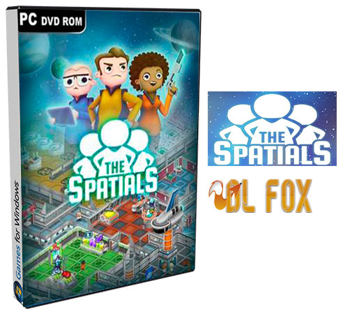 دانلود بازی THE SPATIALS RIP برای PC