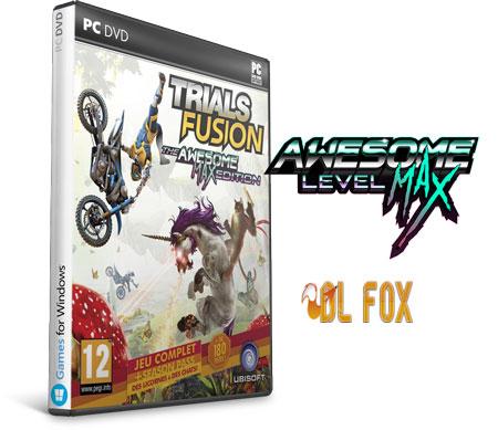 دانلود نسخه LEVEL MAX EDITION بازی TRIALS FUSION AWESOME برای PC