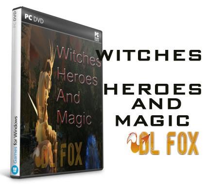 دانلود بازی WITCHES HEROES AND MAGIC برای PC