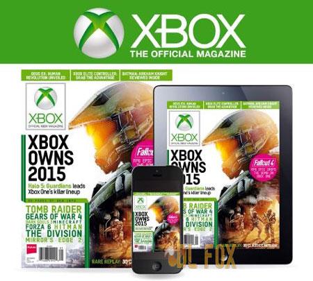 دانلود مجله OFFicial Xbox Magazine USA – September 2015