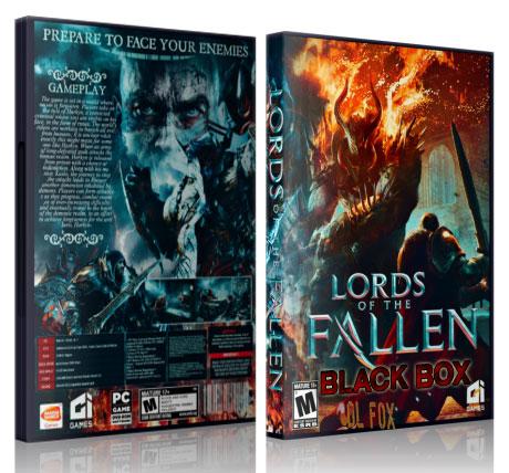 دانلود بازِی LORDS OF THE FALLEN-BLACK BOX برای PC