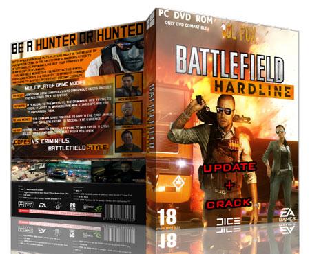 دانلود V2.0 UPDATE + CRACK بازی BATTLEFIELD HARDLINE