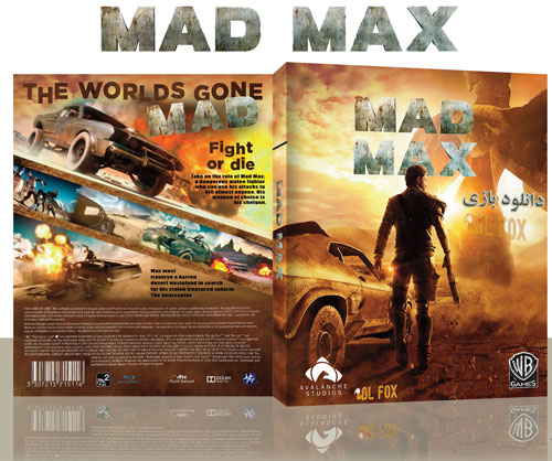 دانلود بازی MAD MAX STEAM PRELOAD EDITION برای PC