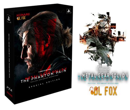 دانلود بازی METAL GEAR SOLID V THE PHANTOM PAIN برای PS3