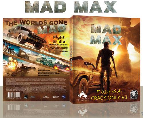دانلود کرک v 3 بازی MAD MAX برای PC