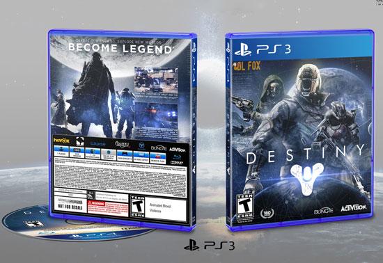 دانلود بازی Destiny The Taken King Legendary Edition برای PS3