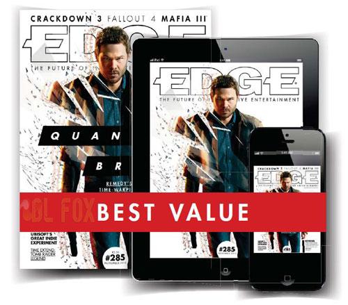 دانلود مجله Edge UK – November 2015