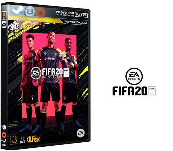 دانلود نسخه فشرده بازی FIFA 20 برای PC