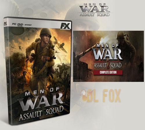 دانلود نسخه COMPLETE EDITION بازی MEN OF WAR 2 برای PC