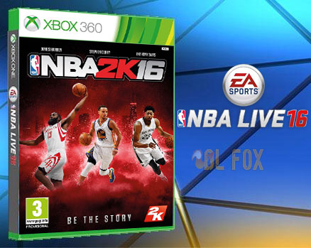 دانلود بازی NBA 2K16 Michael Jordan Preload Edition برای Xbox360